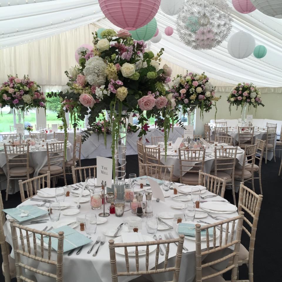 Spring Weddings At Chippenham Park