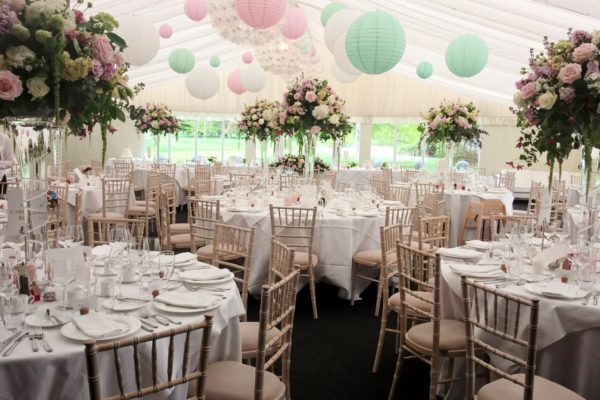 Chippenham Park Wedding